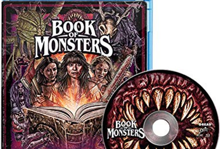 Book of Monsters (Dread Central) (Blu-Ray All Region)