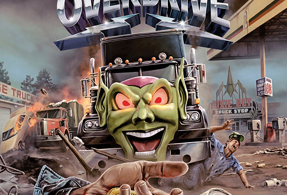 Maximum Overdrive (Vestron Video Collector's Series) [Import]