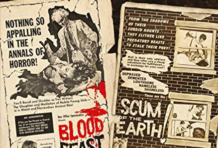 Blood Feast & Scum of the Earth (Arrow) (Dvd)