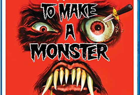 How to Make a Monster (Shout! Factory) (Blu-Ray)