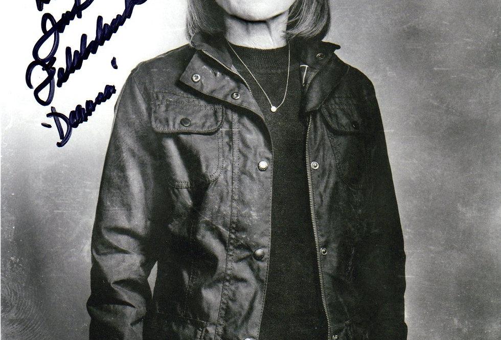 Tovah Feldshuh Autographed Print