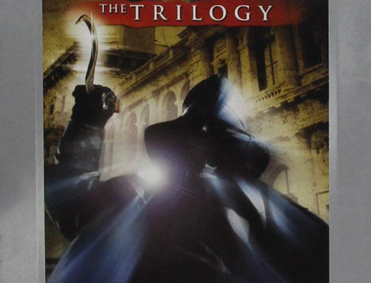I Know What You Did Last Summer Trilogy DVD