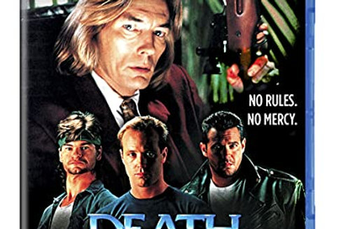 Death Ring (Code Red) (Blu-Ray)