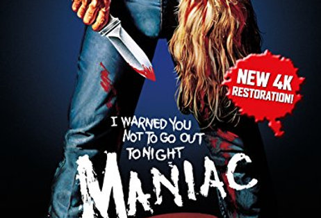 Maniac: Limited Edition (Blu-Ray / DVD Combo)