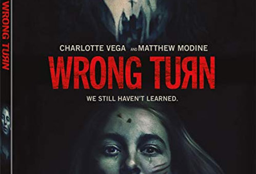 Wrong Turn the Foundation (Blu-Ray)