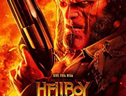 Hellboy [2019] [Dvd] (VVS Films)
