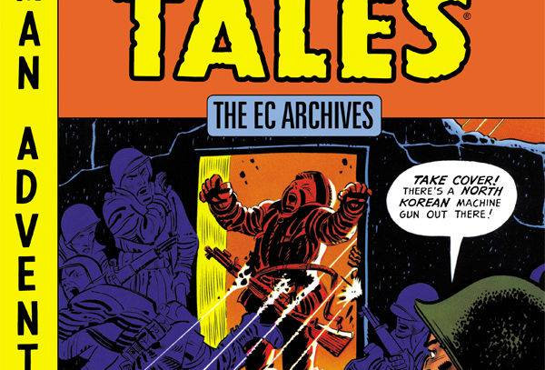 EC ARCHIVES TWO FISTED TALES VOL 01