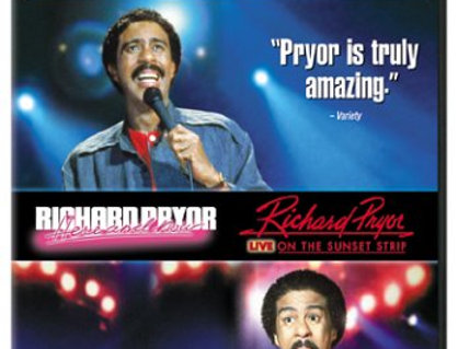 Richard Pryor: Stand-Up Comedy Double Feature (Dvd)