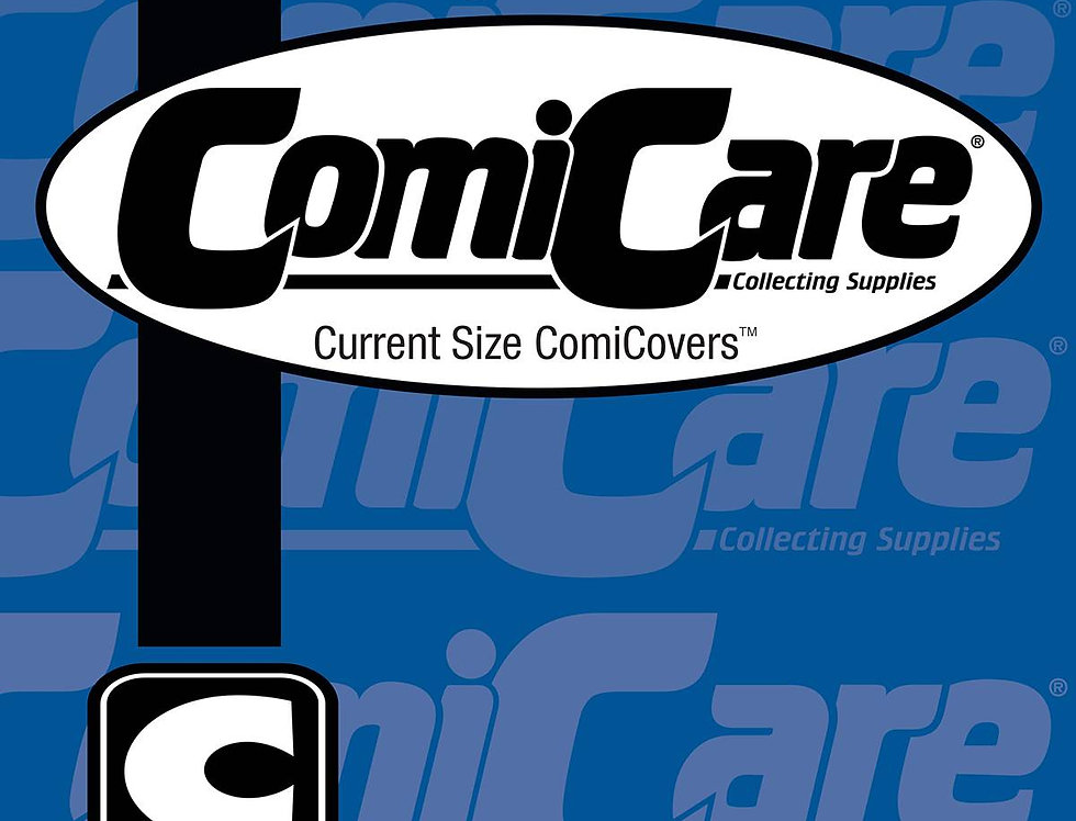 COMICARE CURRENT PP BAGS 100