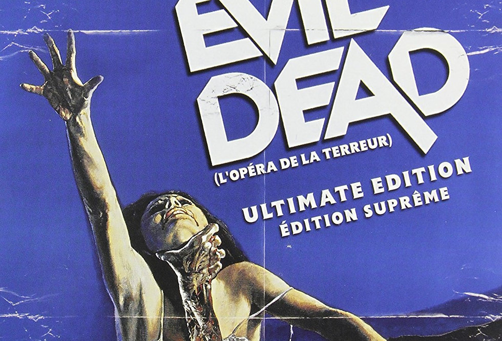 Evil Dead Ultimate Edition 3 Disc Edition