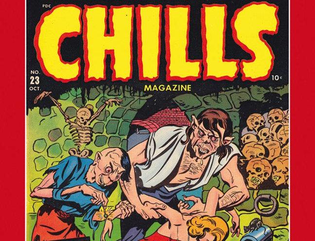 Harvey Horrors Softies - Chamber of Chills (Vol 1)