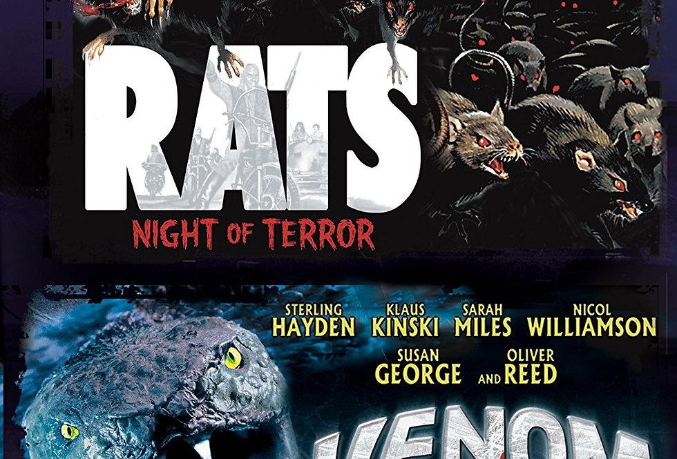 Midnight Movies Vol.10: Rats / Venom