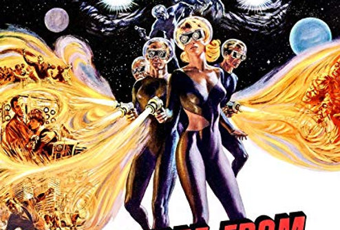 They Came From Beyond Space (K1) (Blu-Ray)