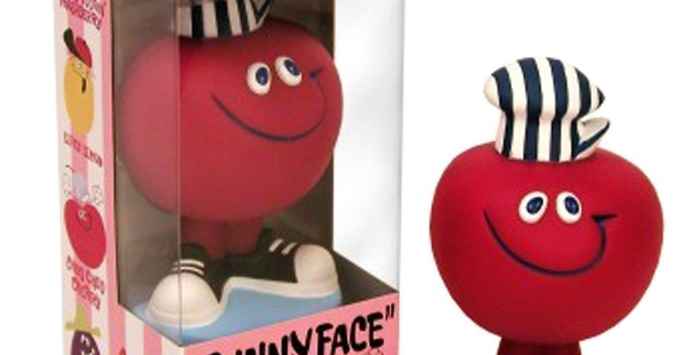 WACKY WOBBLER FUNNY FACE-CHOOCHOO CHERRY