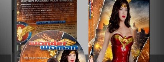 Wonder Woman Unaired 2011 TV NBC Pilot Dvd-R