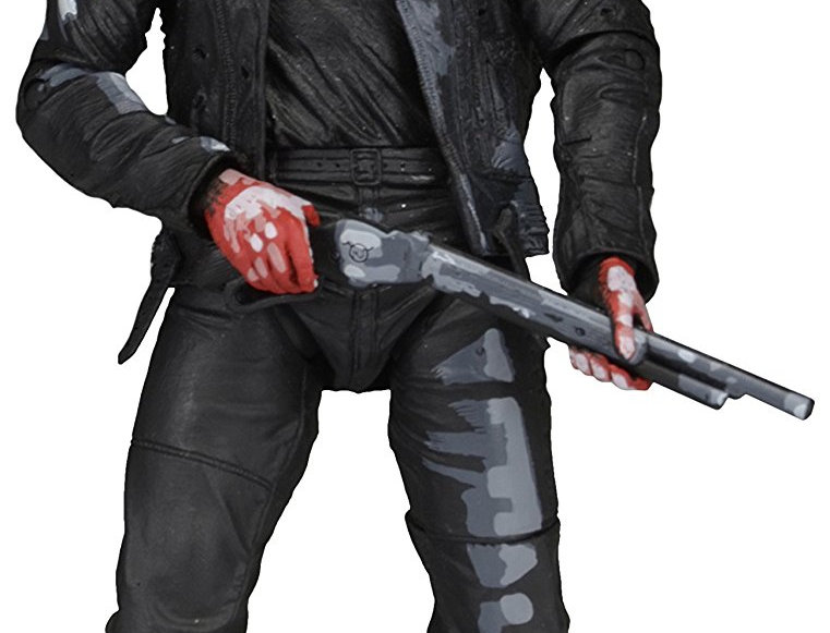 NECA Terminator 2 T-800 Action Figure (Video Game Appearance), 7-Inch