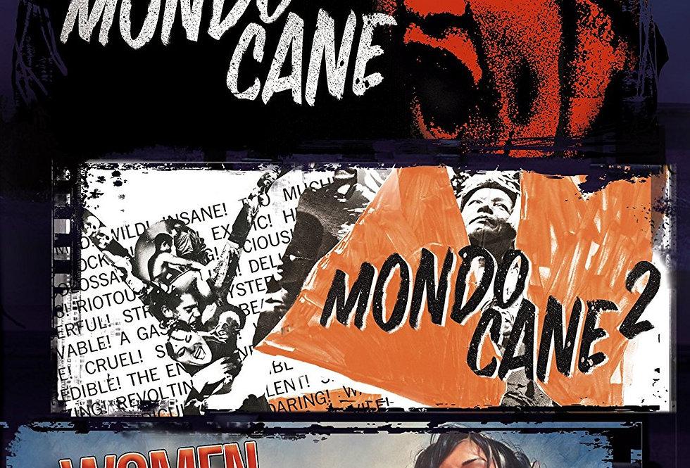 MIDNIGHT MOVIES 11 MONDO TRIPLE FEATURE