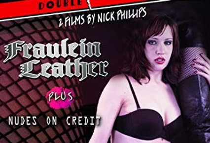 Guilty Pleasures 1: Fraulein Leather / Nudes On Cre (Media Blasters) (BluRay)