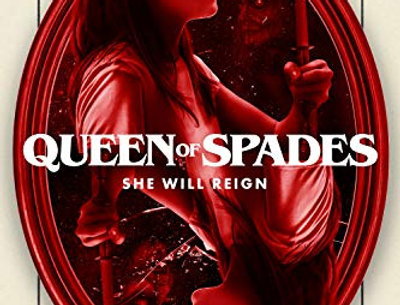 Queen of Spades (2015) (Epic) (Blu-Ray)