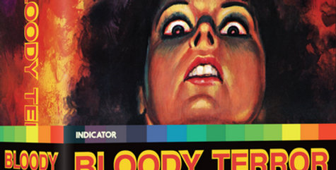 Bloody Terror: Shocking Cinema of Norman J Warren [Limited Edition Blu-Ray - All