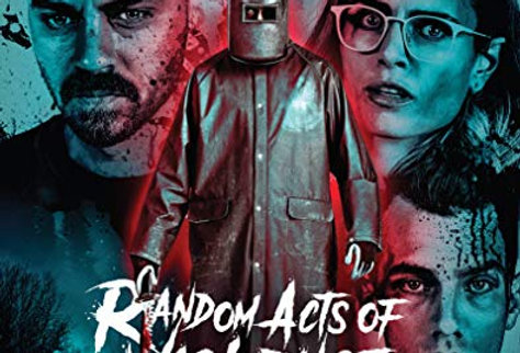 Random Acts of Violence (Shudder) (Blu-Ray)