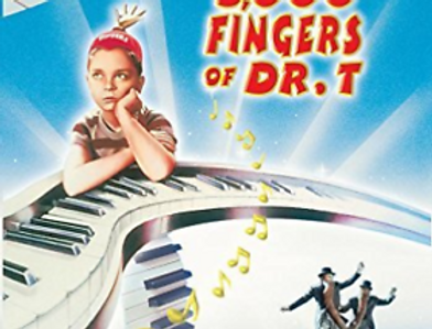 5000 FINGERS OF DR T NEW DVD