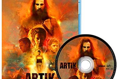 Artik (Dread Central Blu-Ray All Region)