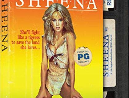 Sheena (Retro VHS Look)