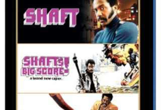 Shaft Triple Feature (Warner Archive) (Blu-Ray)