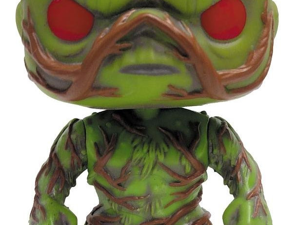 Funko - Figurine DC Heroes - Swamp Thing Pop 10cm