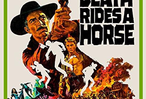Death Rides a Horse (BluRay)