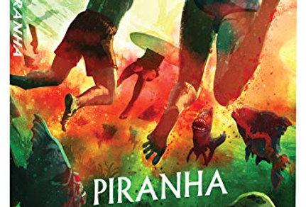 Piranha (Scream Factory Limited Edition Steelbook)