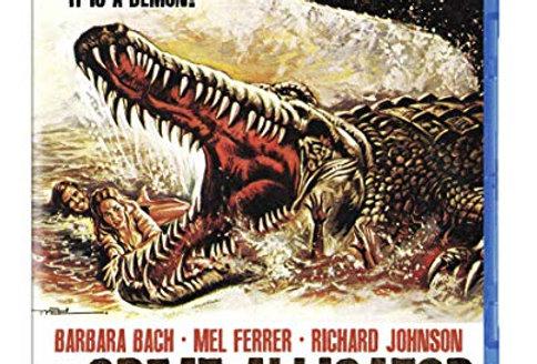 Great Alligator (AKA Big Alligator River)(Code Red) (BluRay)