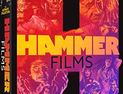Hammer Films - Ultimate Collection (Mill Street) (Blu-Ray)