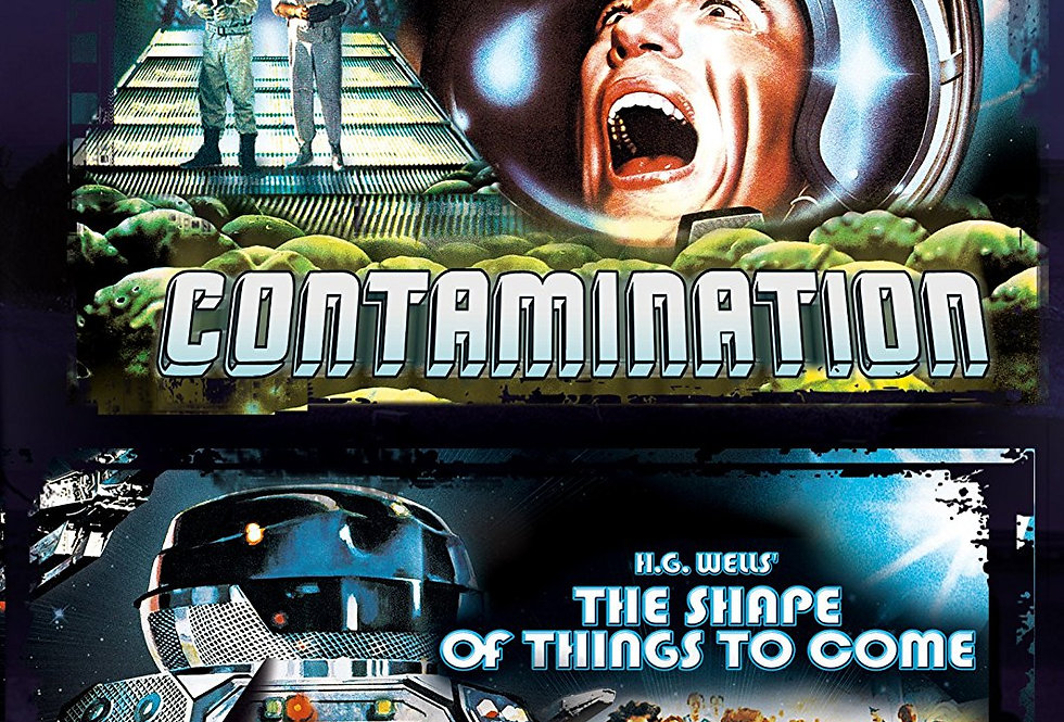 Midnight Movies Vol. 5: Contamination/Shape Of Thing