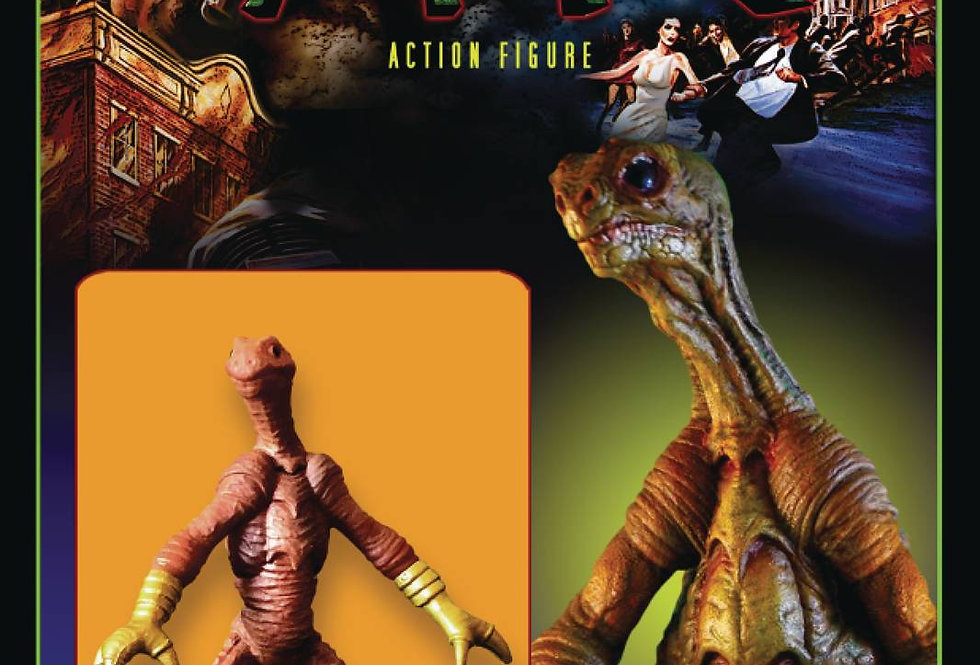 LASERBLAST ALIEN COLLECTABLE FIGURE