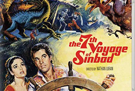 The 7th Voyage of Sinbad  (Powerhouse Films / Indicator) (All Region)(BluRay)