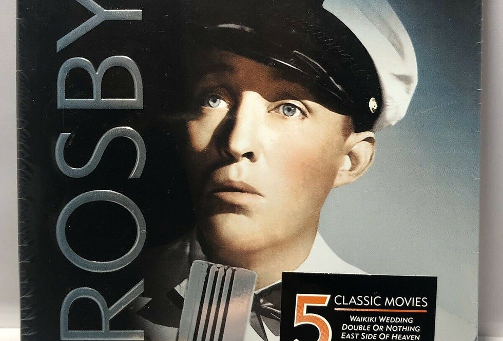 Bing Crosby: Screen Legend Collection (DVD, 2006, 3-Disc Set