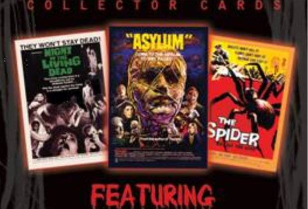 Breygent Classic Vintage Movie Posters Sci-Fi Horror Collector Cards