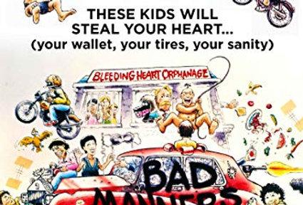 Bad Manners Aka Growing Pains (Scorpion Releasing) (Dvd)