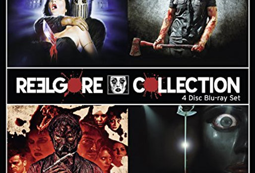 ReelGore Collection: 4 Disc Blu-ray Box set