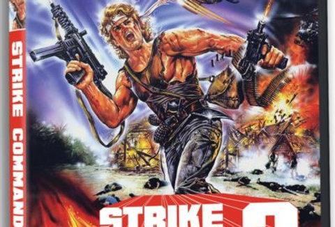 Strike Commando 2 (Severin) (Blu-Ray)