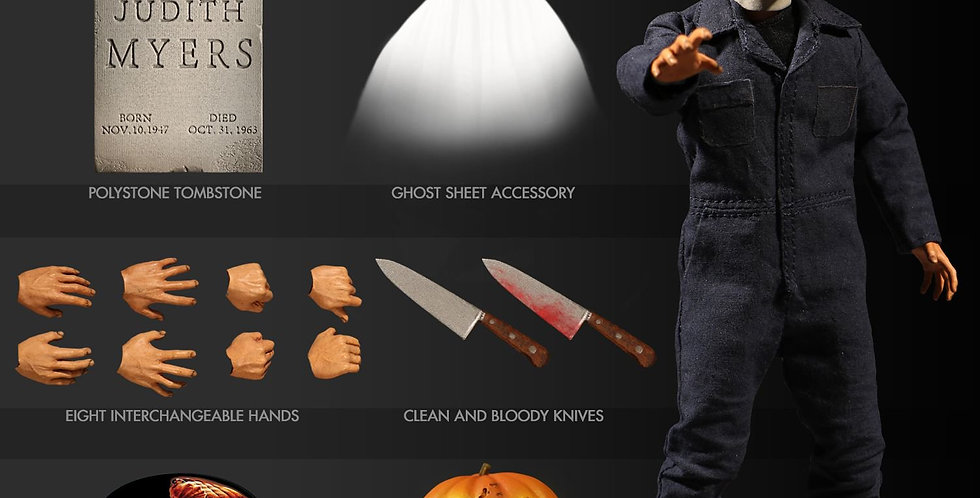 ONE-12 COLLECTIVE HALLOWEEN MICHAEL MYERS