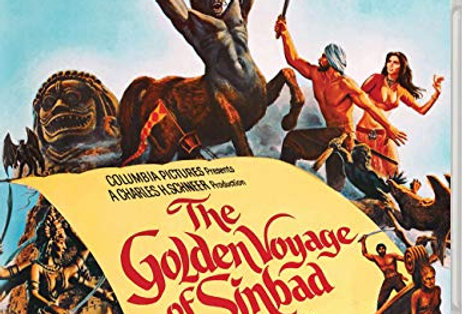 Golden Voyage of Sinbad (Powerhouse Films / Indicator) (All Region)(Bl