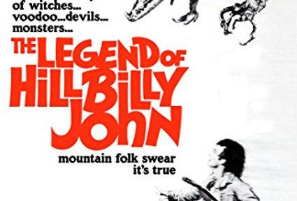 Legend of Hillbilly John (Dvd)