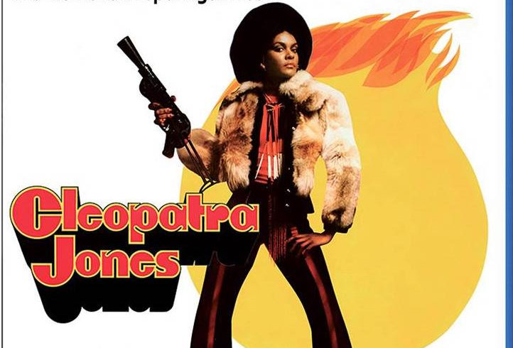 Cleopatra Jones (Warner Archive)