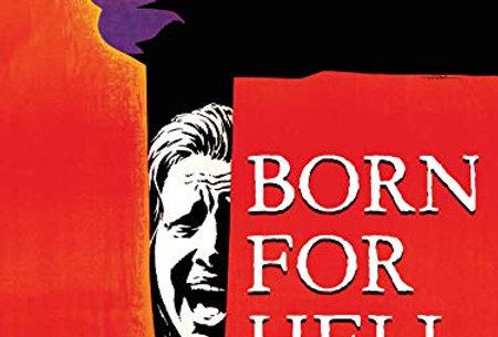 Born for Hell (Severin) (BluRay)