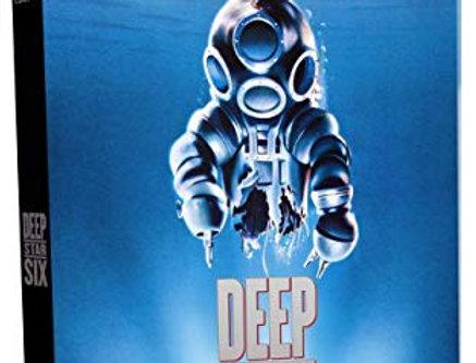 Deep Star Six (1989) (K1) (Blu-Ray)