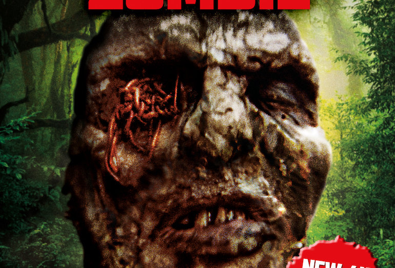 Zombie (Worm Face Cover 3 Disc Limited Edition) (Blu-Ray