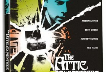 The Attic Expeditions (Severin) (BluRay)